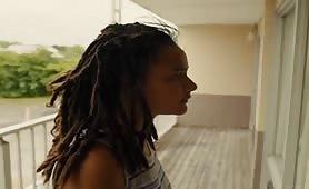 American Honey (2016) Riley Keough nude