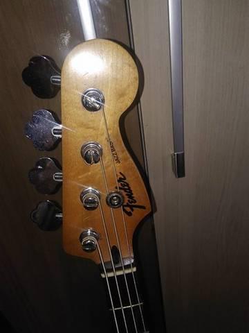 Fender MIM 1996 - Originalidade e comparação TdVHM