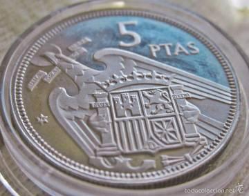 moneda 50 pesetas 1957 estrella 72 Yo9NC