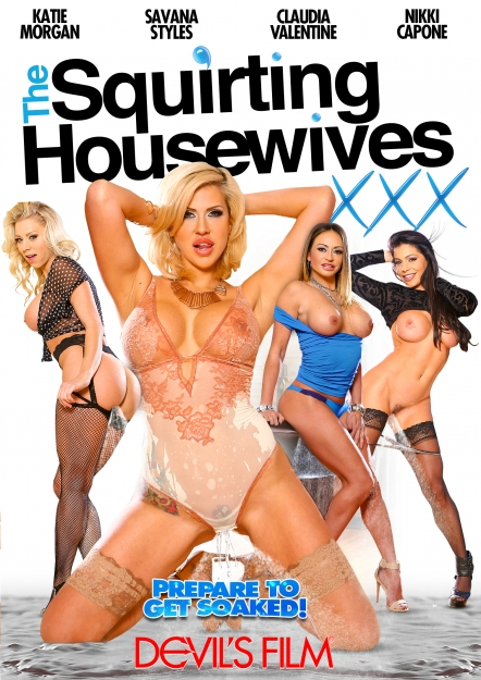The Squirting Housewives